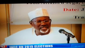 No going back in February 14 - jega