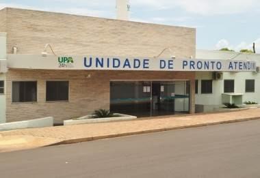 UPA - Unidade de Pronto Atendimento de Santa Fé do Sul.