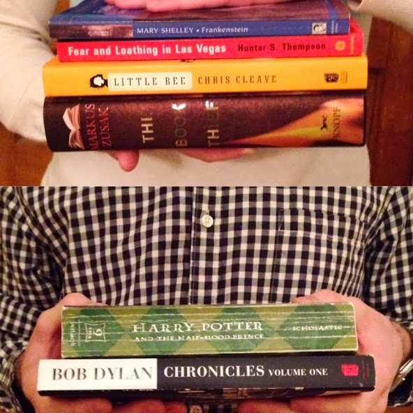 Surznick Reads: January 2014