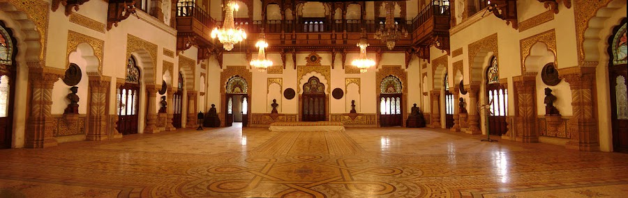 Lukshmi Vilas Palace - Durbar Hall