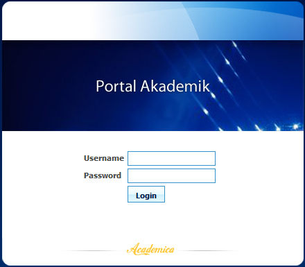 Portal Akademik UST Jogja