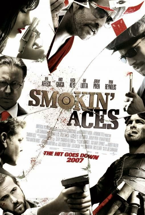 Poster Of Smokin' Aces (2006) Full Movie Hindi Dubbed Free Download Watch Online At Alldownloads4u.Com