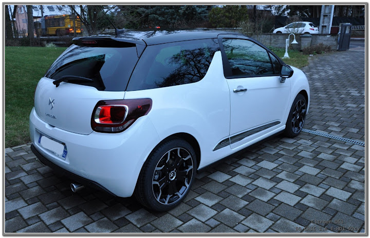 ma new ds3 so chic 1 6 hdi 90cv en photo ds3 ds forum le monde automobile. Black Bedroom Furniture Sets. Home Design Ideas