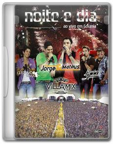 Noite E Dia Ao Vivo Em Goiânia Villa Mix DVDRip RMVB
