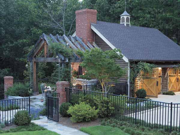 1510 Farmhouse Fancy Fabulous Outdoor Spaces
