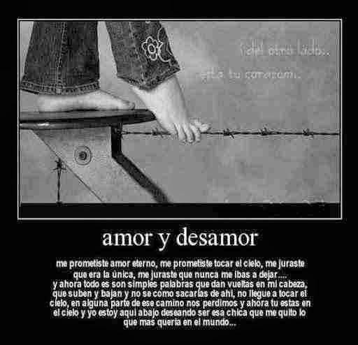 Frases De Tristeza Y Amor No Correspondido