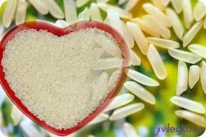 очищение организма рисом от солей
