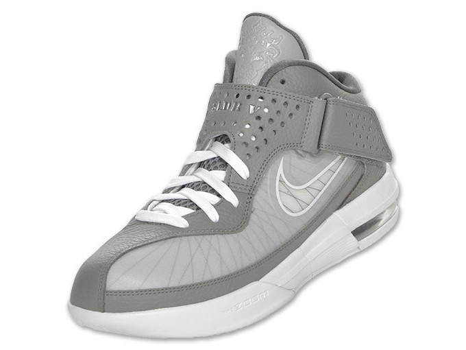 01dff17e9928 ... Actual Photos of LeBron Soldier V Basketball Shoe in Cool Grey ...