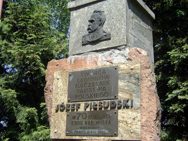 obelisk Piłsudskiego