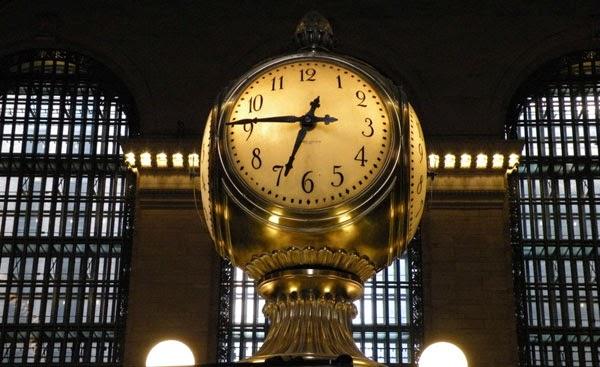 NY Central Grand Station