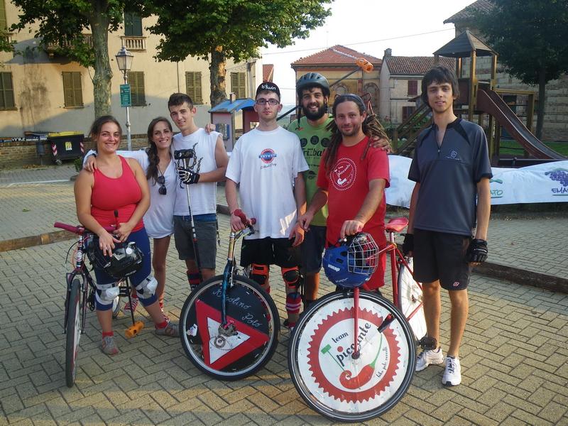 Mille bici in monferrato