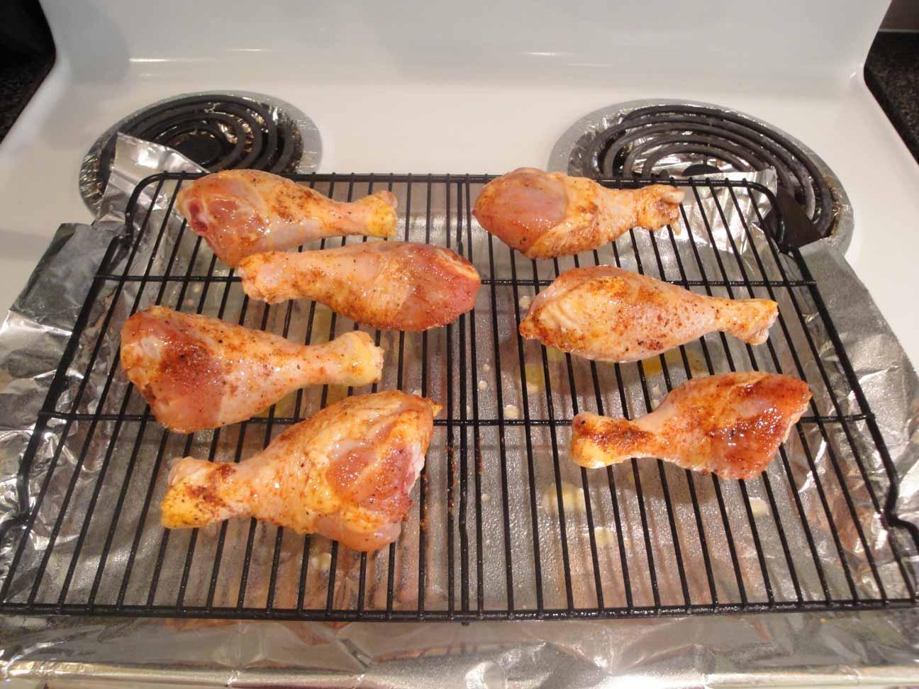 kiwigirl cooking oven bbq 39 d chicken. Black Bedroom Furniture Sets. Home Design Ideas
