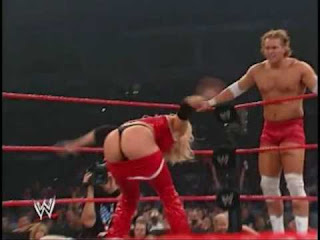WWE Divas Thong Slips