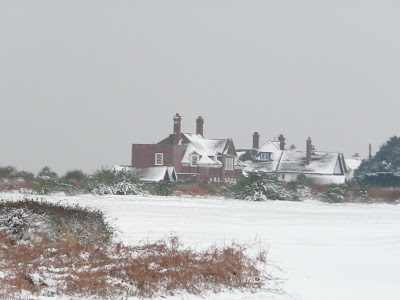 Thorpeness viewed from the Common