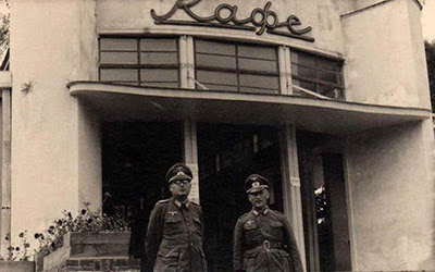 Львов и Великая Отечественная война (1941)
