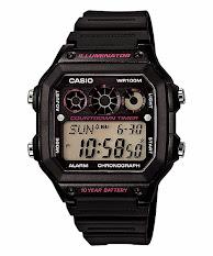 Casio Standard : MRW-210H