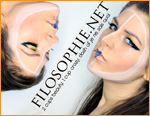 Filosophie.net 2 cups beauty, 1 cup crazy, dash of je ne sai quoi!