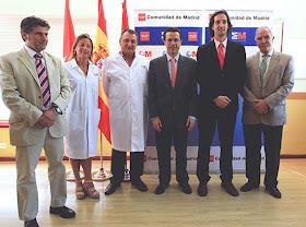 Un nuevo consultorio en Venturada potencia la asistencia sanitaria en el medio rural