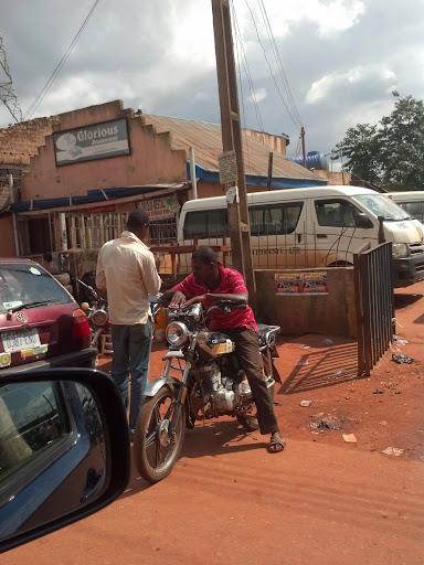 Driving to Owerri