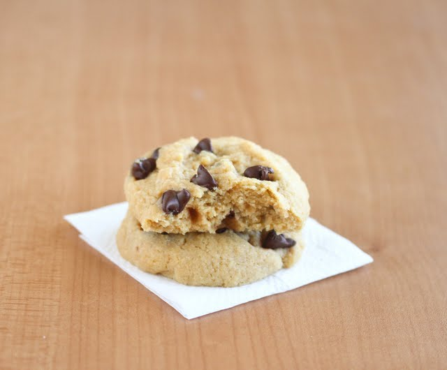 5 Minute Peanut Butter Cookie