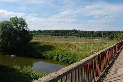 Мост через Вору