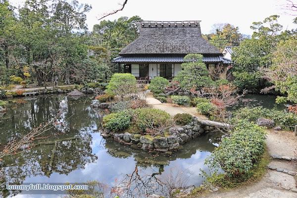 Eat Till Tummy Full: Isuien Garden @ Nara, Japan