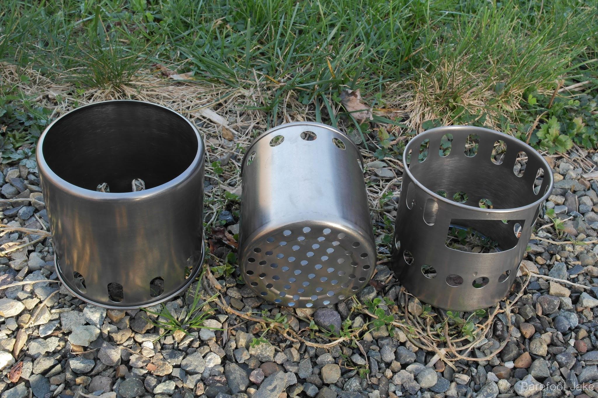 toaks wood stove