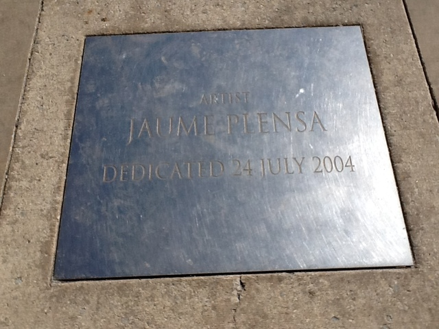 Jaume Plensa inaugura en Chicago una espectacular escultura con agua