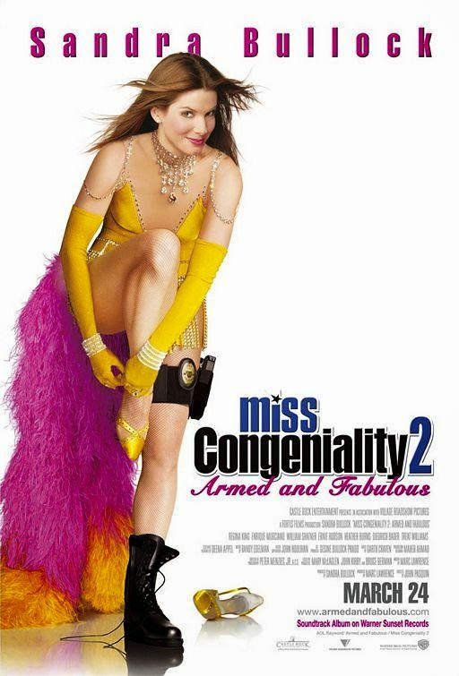 Poster Of Miss Congeniality 2: Armed and Fabulous (2005) Full Movie Hindi Dubbed Free Download Watch Online At Alldownloads4u.Com