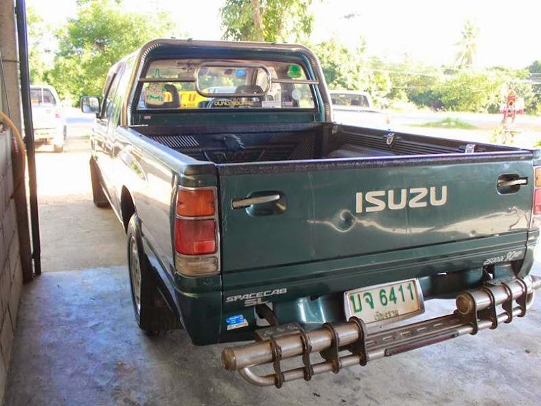 รถขาย isuzu tfr แคป (พ.พาวเวอร์) ปี37 2.25 แสนบาท
