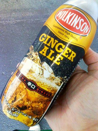wilkinson ginger ale,ウィルキンソン ジンジャーエール