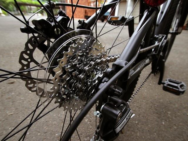 自転車 2013 Giant Bicycle [ROCK 29ER]を買った