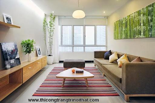 Hoàn thiện nội thất căn hộ 100m2 với 200 triệu đồng-2
