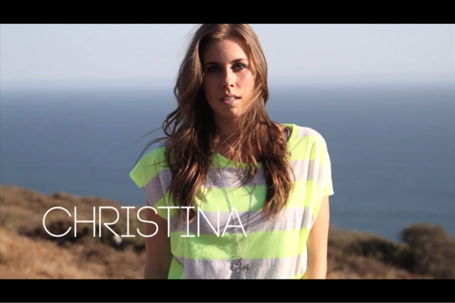 She is awesome! Check out their vids!!