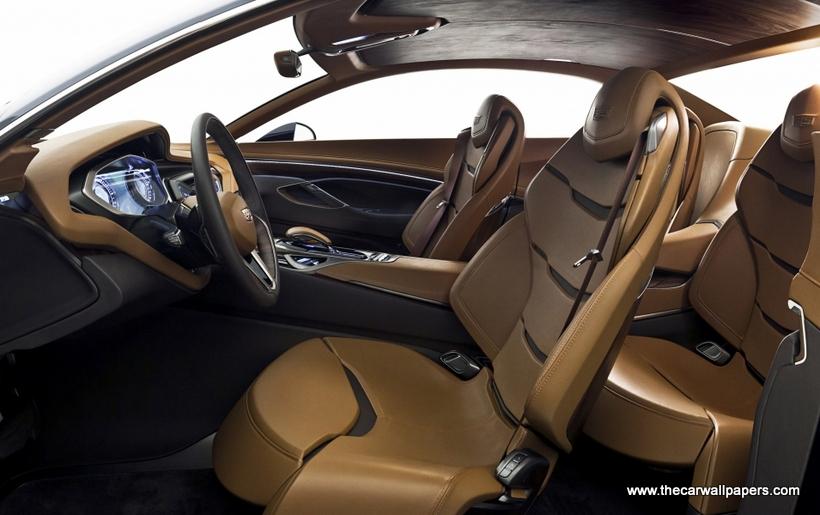 Cadillac Elmiraj Concept 2013
