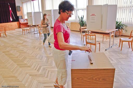 референдум по роспуску парламента Латвии в 2011 году
