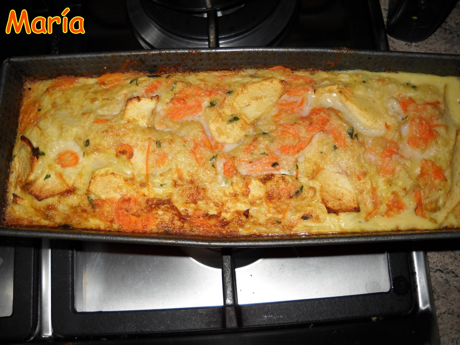 En la cocina budin de zanahorias y manzanas for Haciendo el amor en la cocina