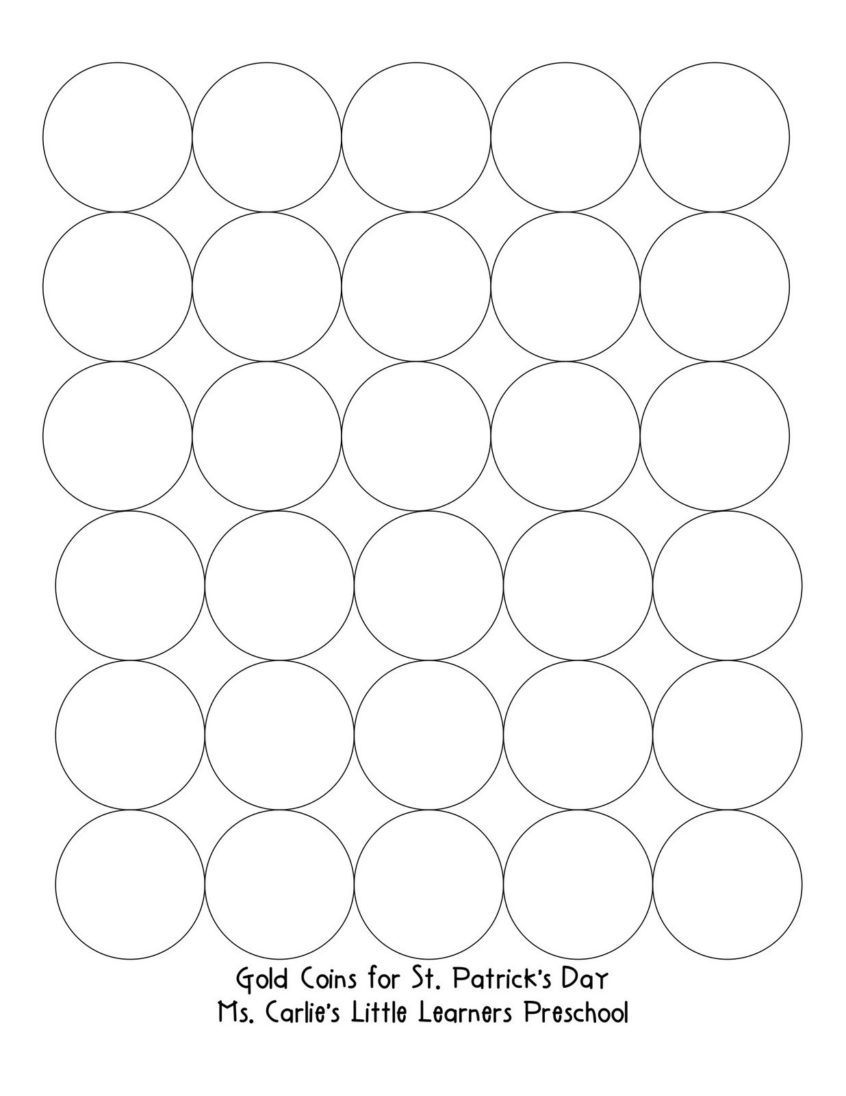 Displaying 18> Images For - Gold Coin Template For Kids...