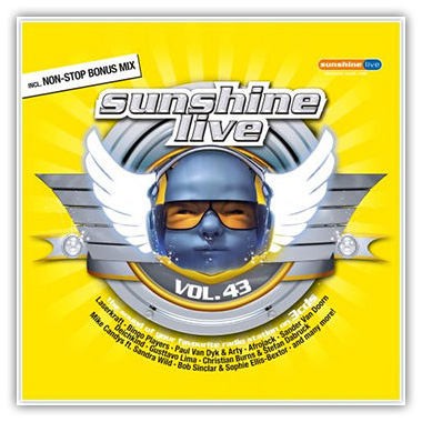 sun VA Sunshine Live Vol 43 [3CD] (2012)