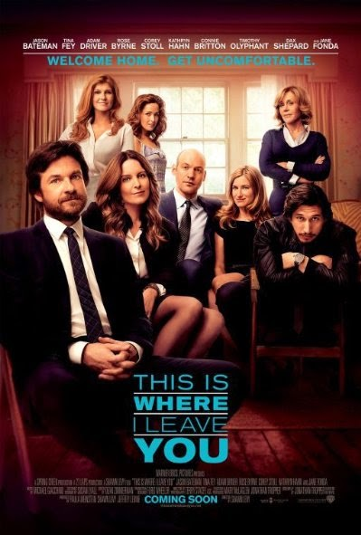 Poster Of English Movie This Is Where I Leave You (2014) Free Download Full New Hollywood Movie Watch Online At Alldownloads4u.Com