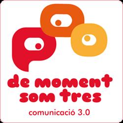 DeMomentSomTres logo