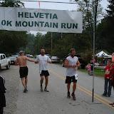 Helvetia 10k Mt Run 2009