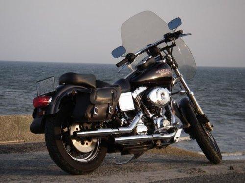 僕のバイク