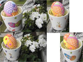 Idéias decoração de páscoa