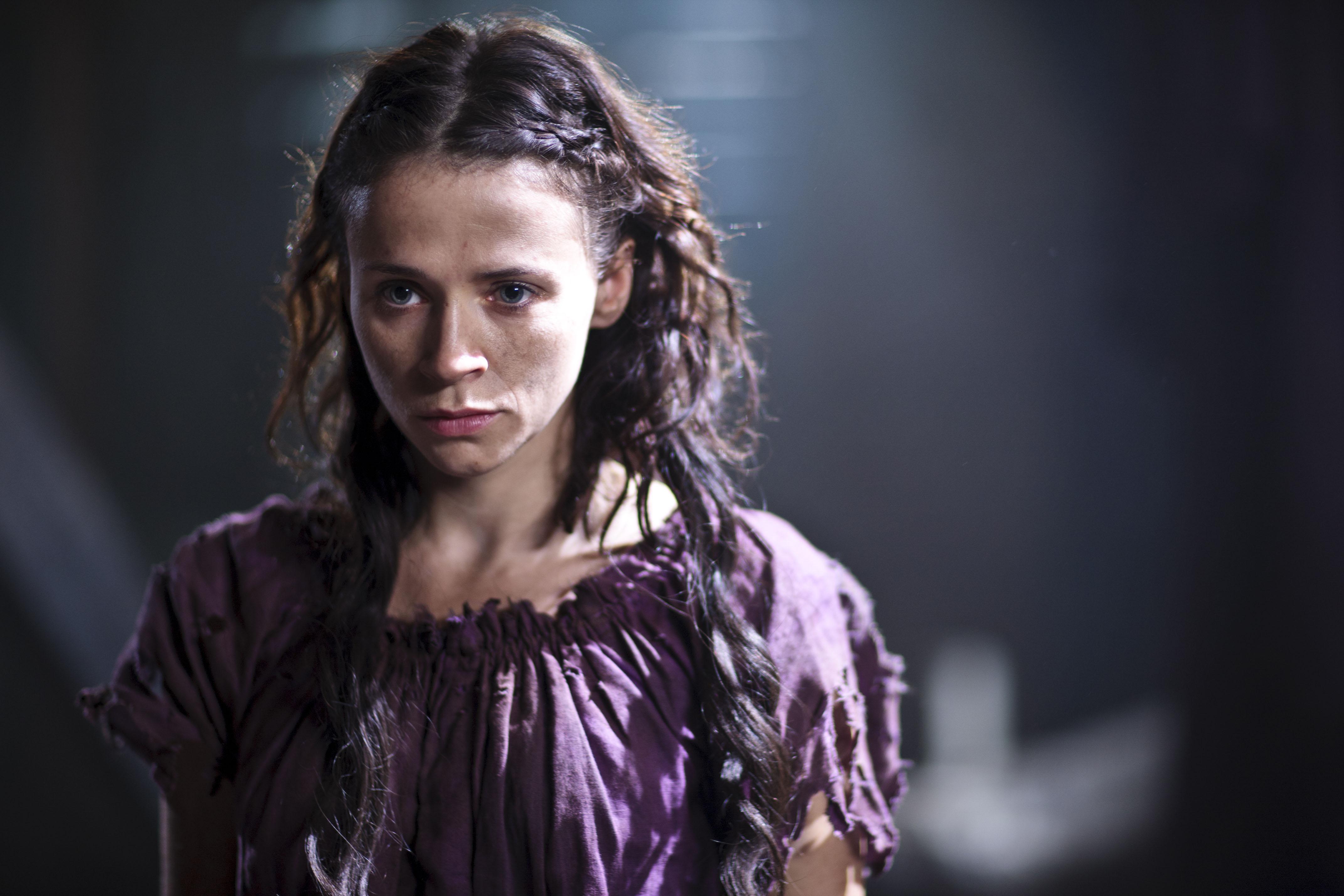 BBC Syfy Merlin - Charlene McKenna is Lamia