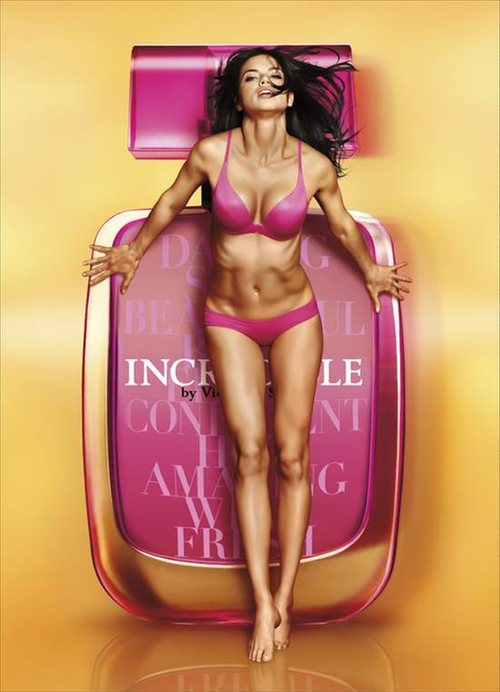 5aaeedb3873 Candice Swanepoel   Adriana Lima ( Victoria s Secret new Incredible  campaign 2011) HQ!!