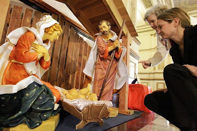 Illinois Christians to erect Nativity Scene at state capitol building
