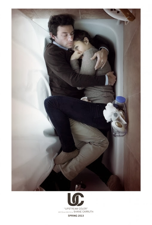 Poster Of English Movie Upstream Color (2013) Free Download Full New Hollywood Movie Watch Online At Alldownloads4u.Com