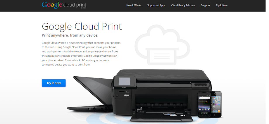 Print Cloud