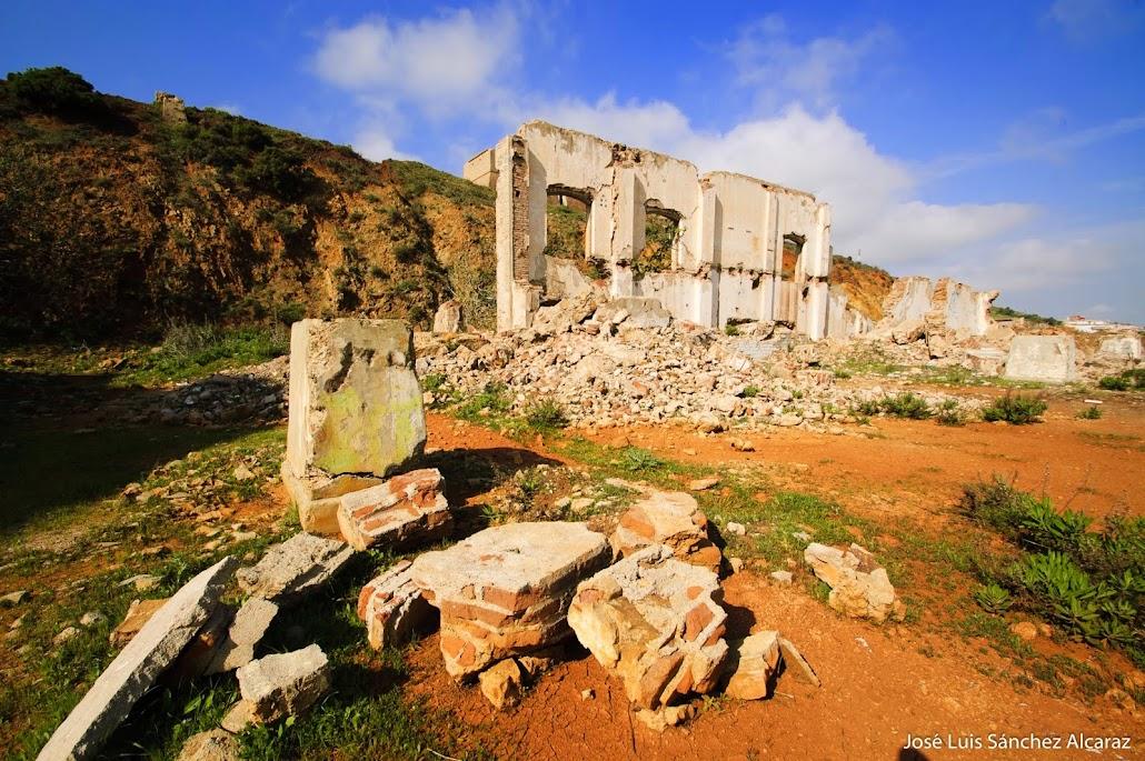 Album fotografico excursión a minas de Uixan